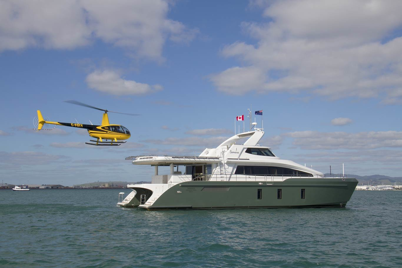 Heli-Yacht where to advertize? - General Helicopter